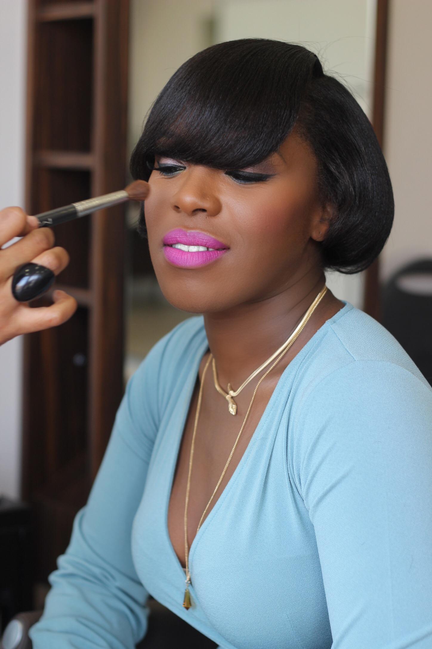blogueuse beauté noire