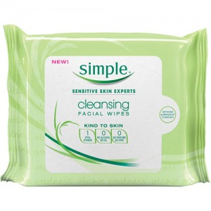 LINGETTES DEMAQUILLANTE SIMPLE