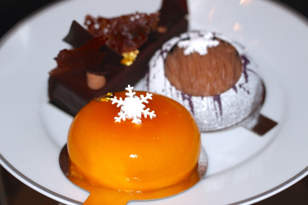 AFTERNOON TEA 100% VEGAN AU SHANGRI LA HOTEL PARIS