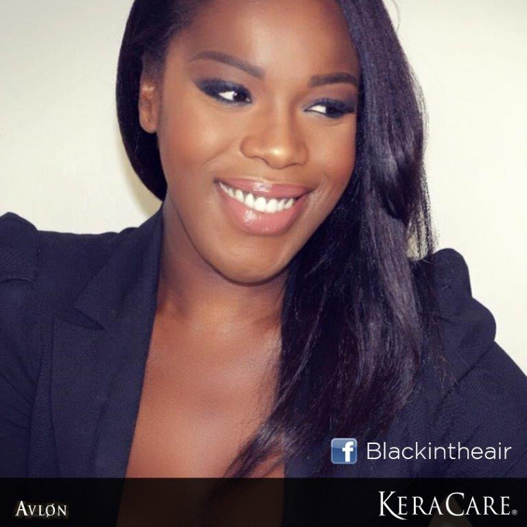 LET'S TALK HAIR WITH KERACARE CONCOURS
