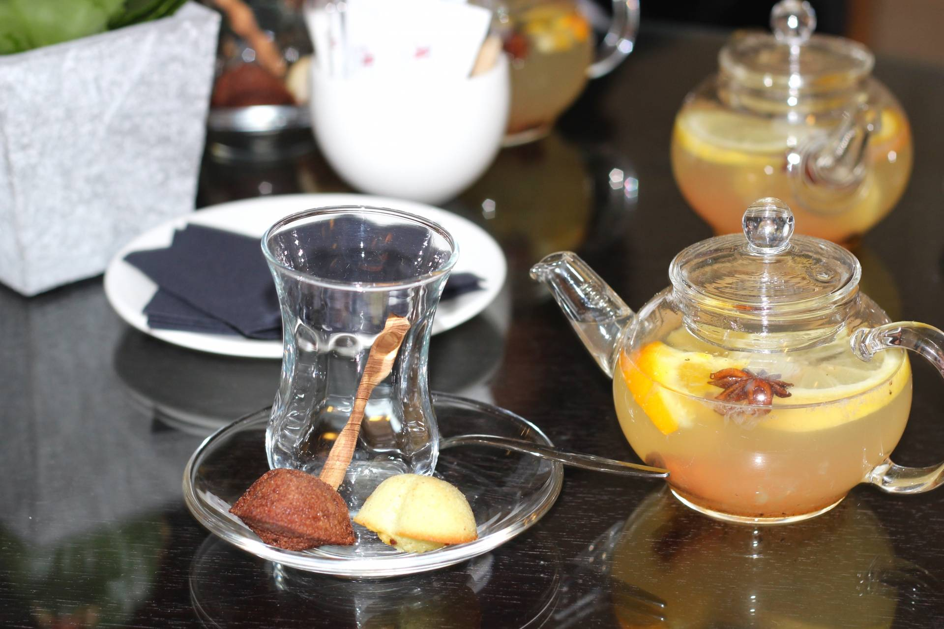 Cocktail Detox Paris Marriott Champs Elysées