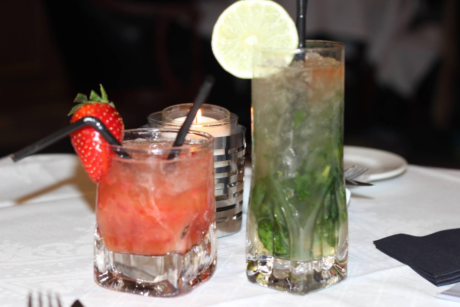 Cocktail Paris Marriott Champs Elysées