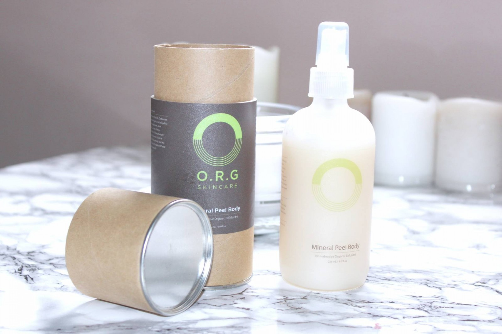 ORG Mineral Peel Body