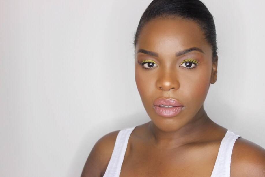 maquillage pour peau noire
