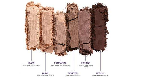 fard Naked ultimate basics Urban Decay