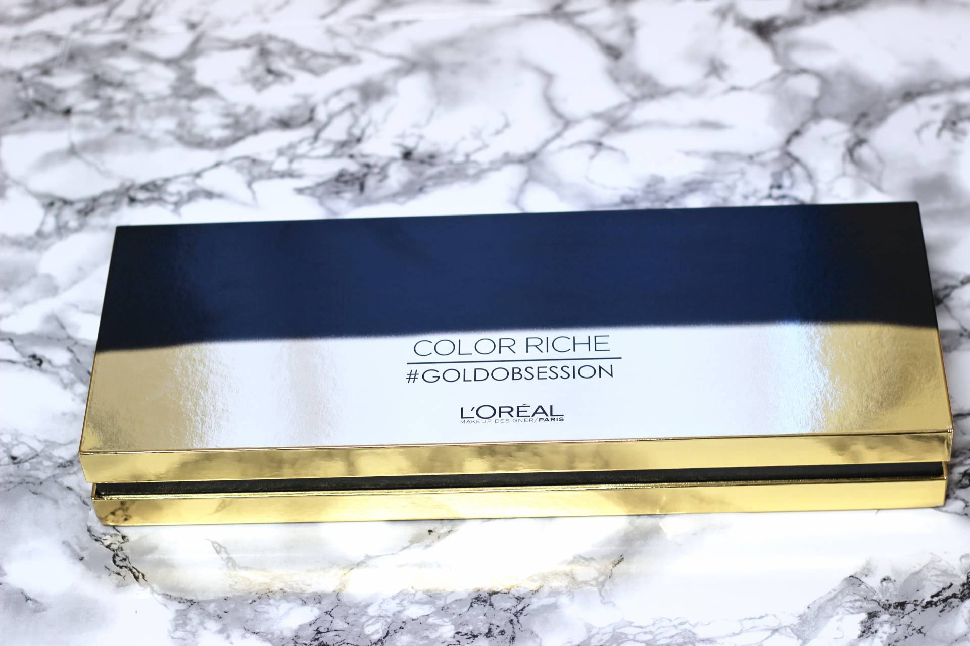 COLOUR RICHE GOLDOBSESSION L'ORÉAL
