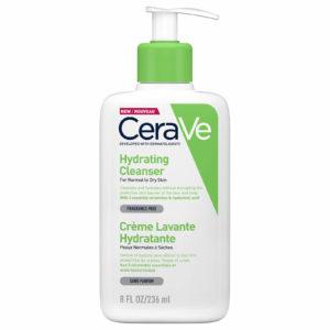 CeraVe Nettoyant Hydratant